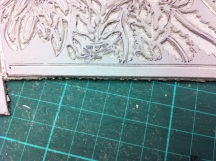 32 Blue Mtns Wildlflowers Lino - cutting edges 8