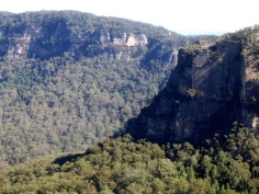 Blue Mountains Views 1987