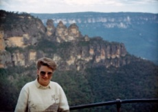 Blue Mountains Trip 1986