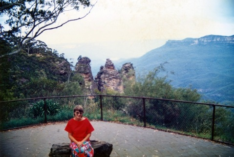 Blue Mountains Honeymoon 1987